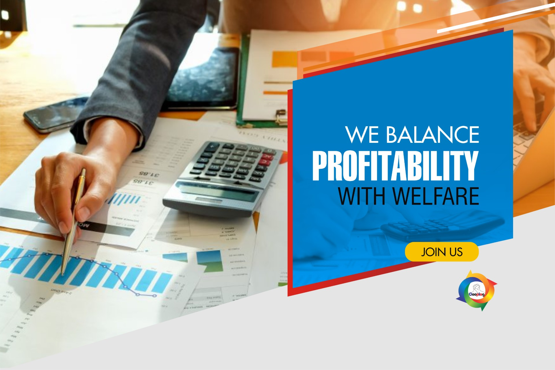 We Balance Profitability With Welfare.