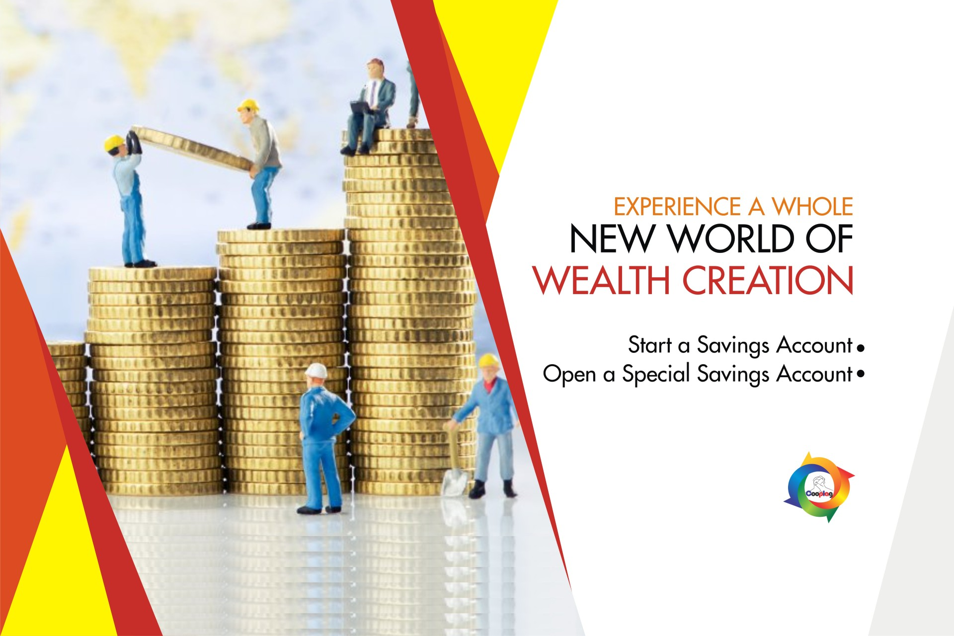 Experience A Whole New World Of Wealth Creation